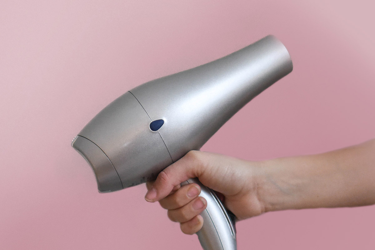 How To Use Blow Dryer The Right Way