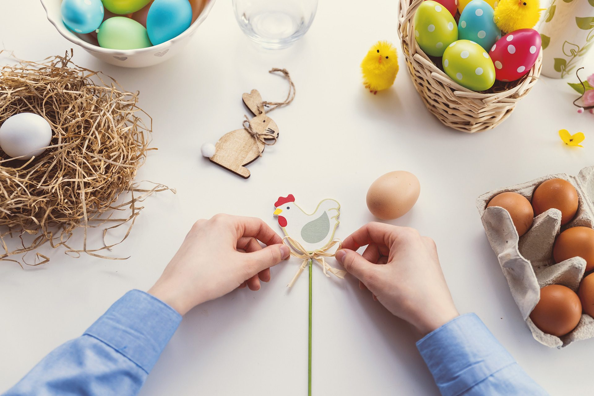DIY Handmade Easter Egg