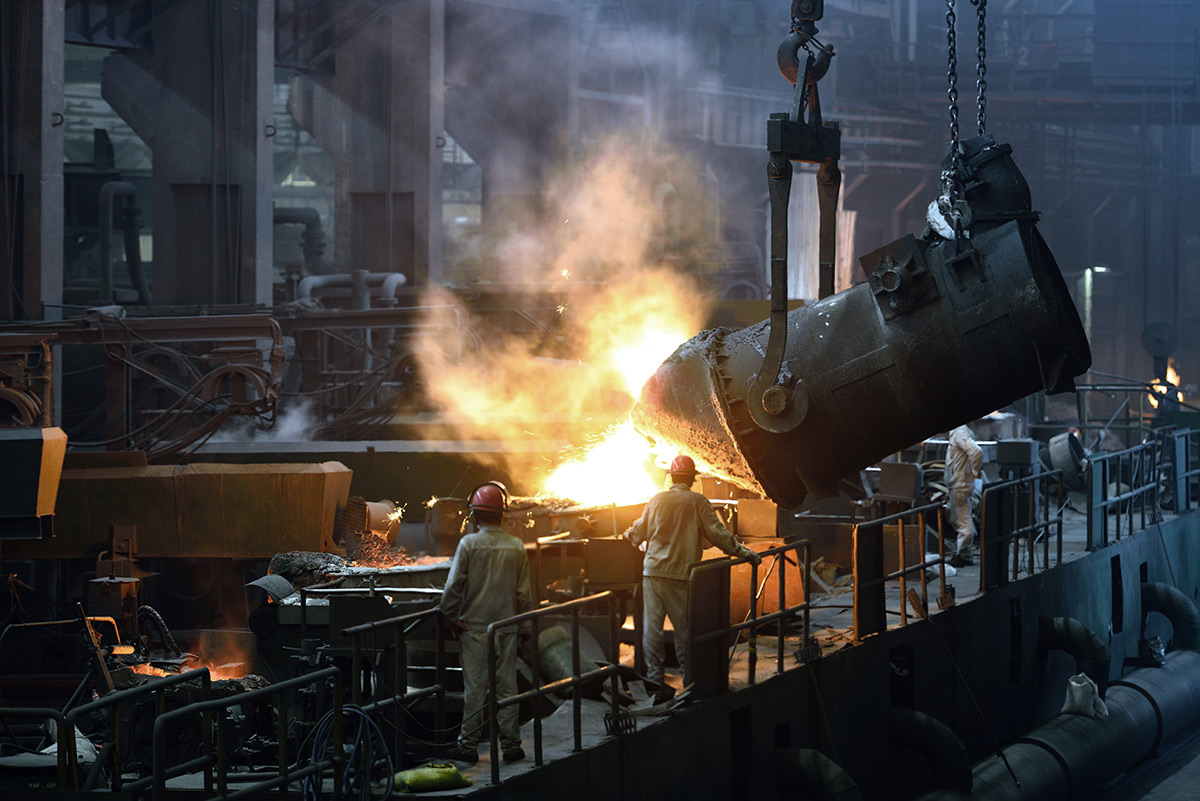 The US Steel Tariff Could Affect 6.5mn Manufacturing Workers
