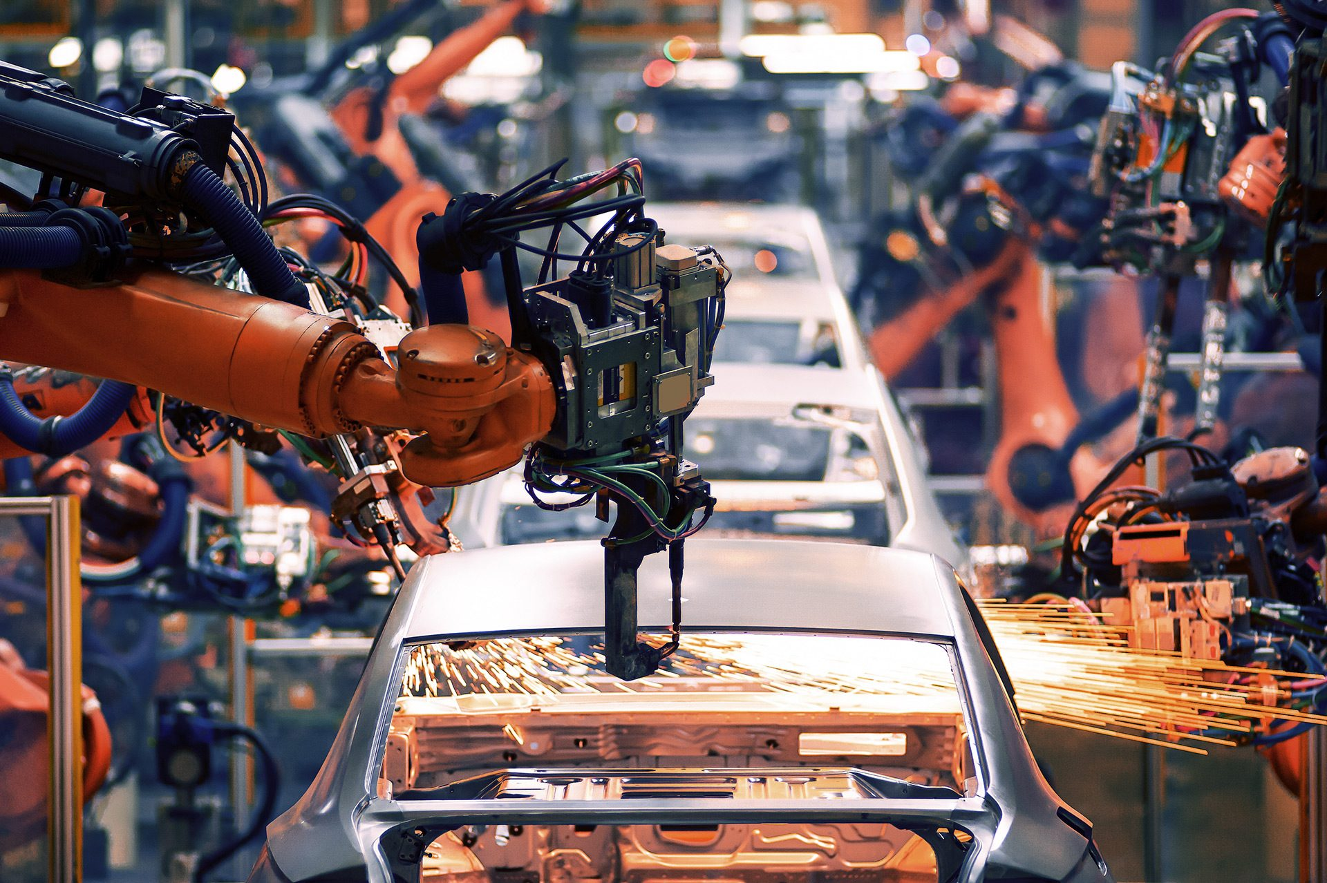 The Industrial IoT's Next Level is AI and Automation