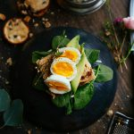 Avocado & Egg Simple Toast Recipe