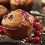 Classic Cranberry Muffins Recipe