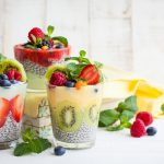 Berry & Chia Seeds Smoothies Recipe