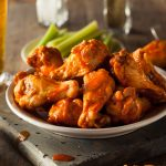 Oven Crisp Chicken Wings Recipe