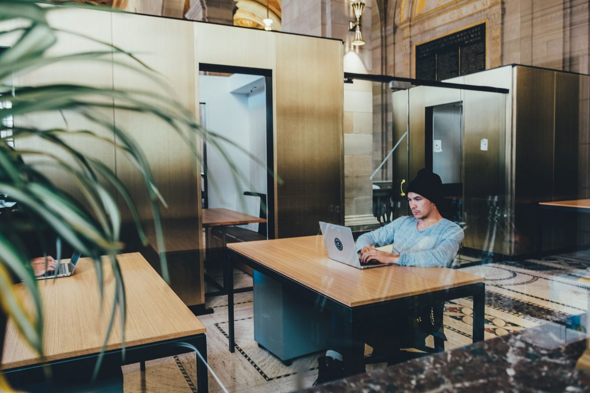 5 Co-working Spaces You Should Book