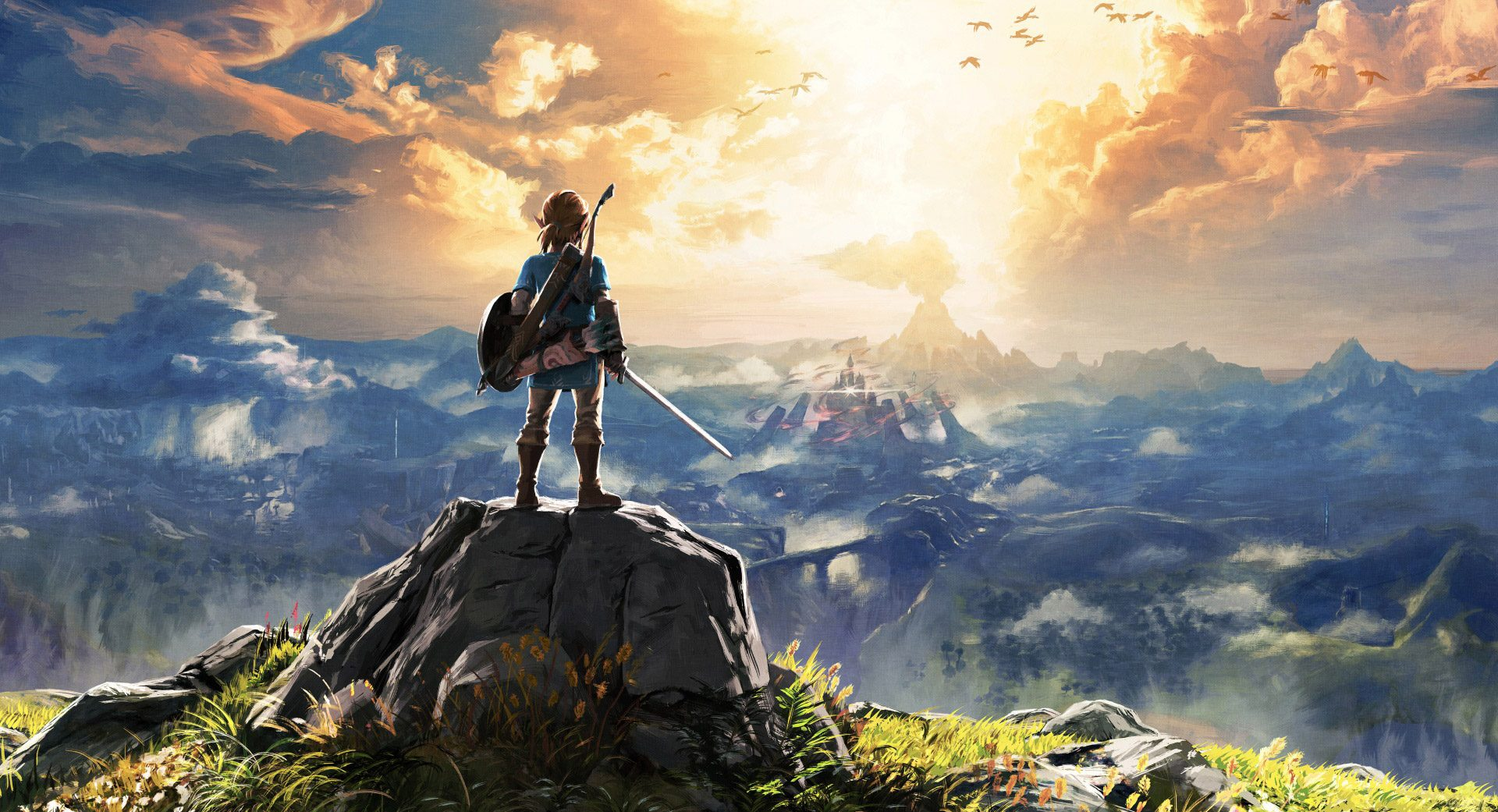 The Legend of Zelda: Breath of the Wild complete review