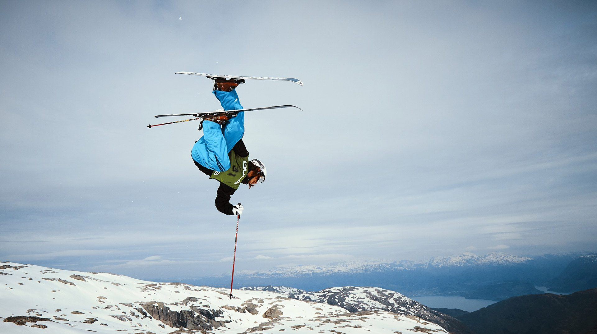 You Can Get Paid to Travel the World to Ski All Winter
